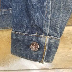 Levi's Jackets & Coats - Vintage Levi Jean Jacket Dark Wash70505 0217